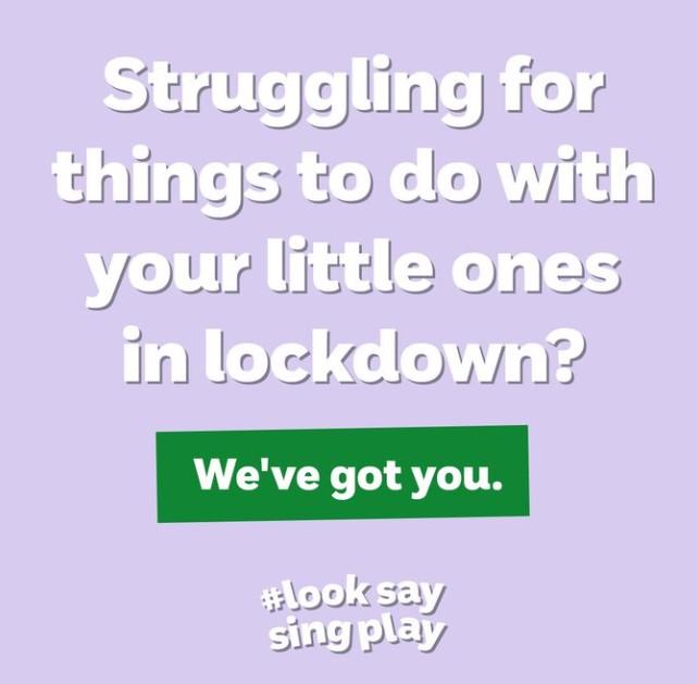 LSSP - lockdown poster