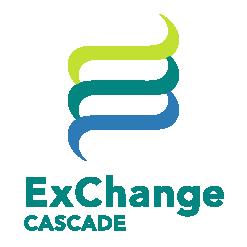ExChange Cascade Logo